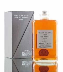 Whisky Nikka From The Barrel. 500ml. S/Estuche.
