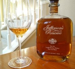 Whisky Jeffersons Reserve Very Small Batch 45,1% abv Origen Usa. - comprar online