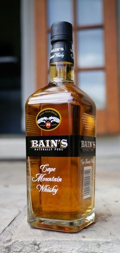 Whisky Bain´s Single Grain Sudafricano 750ml.
