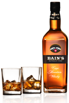 Whisky Bain´s Single Grain Sudafricano 750ml. - comprar online