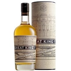 Whisky Compass Box Great King Blended Scotch.