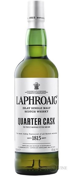 Whisky Single Malt Laphroaig Quarter Cask 750ml. Origen Escocia. - comprar online