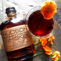 Whisky Hudson Manhattan Rye 750ml 46% abv Origen Usa. - Todo Whisky