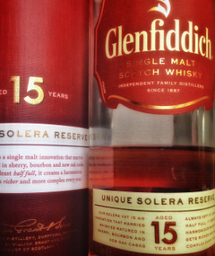 Whisky Single Malt Glenfiddich 15 Años 750ml. En Estuche - comprar online