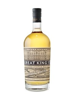 Whisky Compass Box Great King Blended Scotch 700ml.