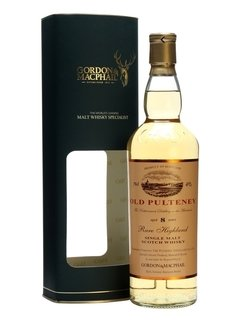 Whisky Old Pulteney 8 Años Embotellado Por Gordon & Macphail. en internet