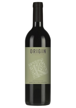 "1140 – Bordeaux Origin de Kressmann 2018 (""Vinho Nature"")"