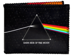 Billetera Dark side of the moon