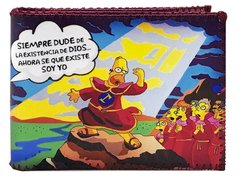 ? Billetera Homero Dios - Magios