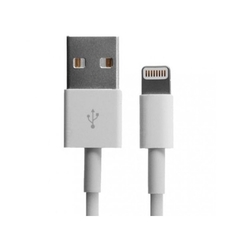 Cable USB Apple Lightning One For All CC3321 1mts Blanco