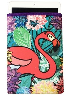 Funda Tablet flamingo