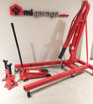 Crique carro 3 ton.  - migarage