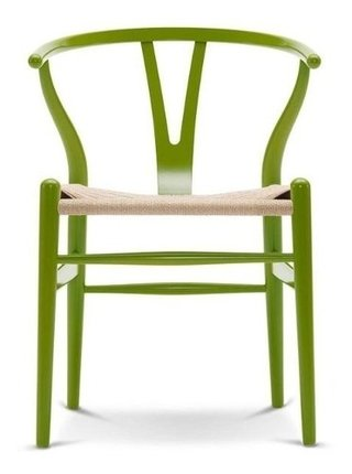 Set X2 Silla Wishbone Hans Wegner  Madera Color Alto Impacto - ALTO IMPACTO Home + Office