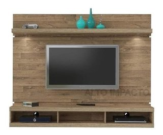 Modular Smart Tv 4k Panel C/soporte Luces Led  Mod Evo Stock - tienda online
