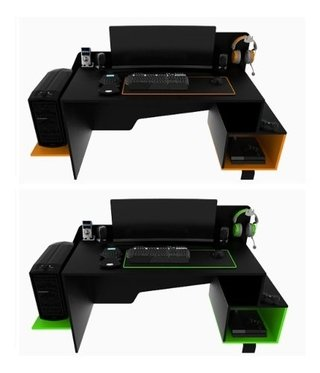 Escritorio Gamer Juegos Pc Playstation Xbox - Alto Impacto