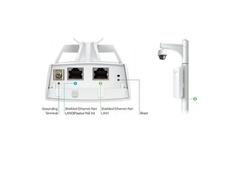 Access point Repetidor TP-Link CPE510 5ghz 300mbps 13dbi Hp 500mw 100V/240V - Shoppingame