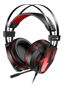 Auricular Gamer GENIUS Gx Gaming Hs G710v Usb 7.1 Pc Ps4 Surround Vibración - comprar online