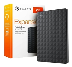 Disco Rigido Externo 2tb SEAGATE Expansion Usb 3.0 Xbox Notebook Pc Ps4