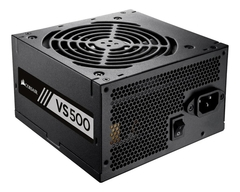 Fuente Pc Gamer CORSAIR Vs500 500w 80 Plus White - comprar online