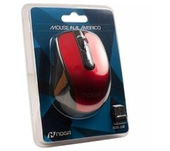 Mouse Inalambrico NOGA Ngm-358 Pc Notebook en internet