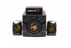 Parlantes Pc Gamer GENIUS Gx Sw-g2.1 3000 2.1 Subwoofer - Shoppingame
