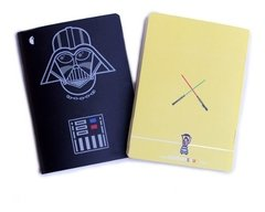 "Set Libretas Costhansoup ""Star Wars"" - comprar online"