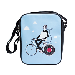 "Bolso/Morral Costhansoup ""Super 8"" BICICLETA"