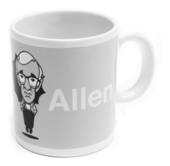 "Taza Costhansoup ""Woody Allen"""