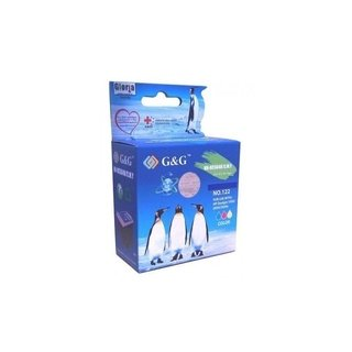 Cartucho HP 75 XL COLOR doble carga G&G