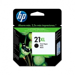 Cartucho HP 21 XL NEGRO doble carga