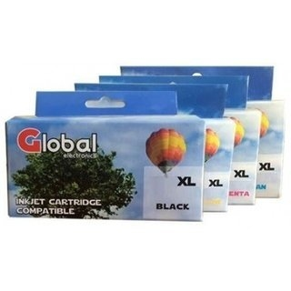 Cartucho HP 664 XL COLOR doble carga Global