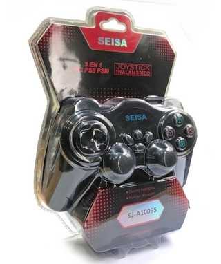 Joystick Wireless PC-PS2-PS3 SEISA SJ-A1009S