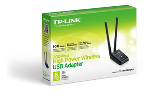 Placa Red WI-FI USB TP-LINK 2ant. WN8200ND 300m