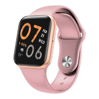 Reloj Smart Fitness Bluetooth LQ80 PRO llam/mus