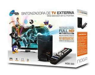Sintonizadora TV Ext. FULL HD NOGANET NGS-323