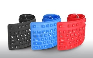 Teclado Flexible USB Noganet