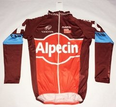 Remera Manga larga Team Alpecin (Art. 07B) - comprar online