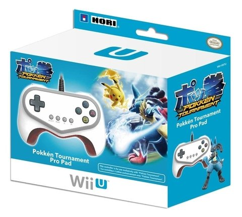 Joystick oficia Pokken WiiU/Switch
