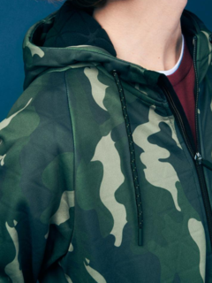Campera Quest Camuflado KIDS Kevingston en internet