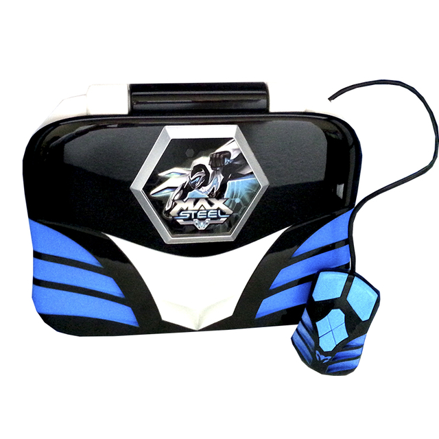 Turbo Laptop 60 Actividades Bilingue Max Steel