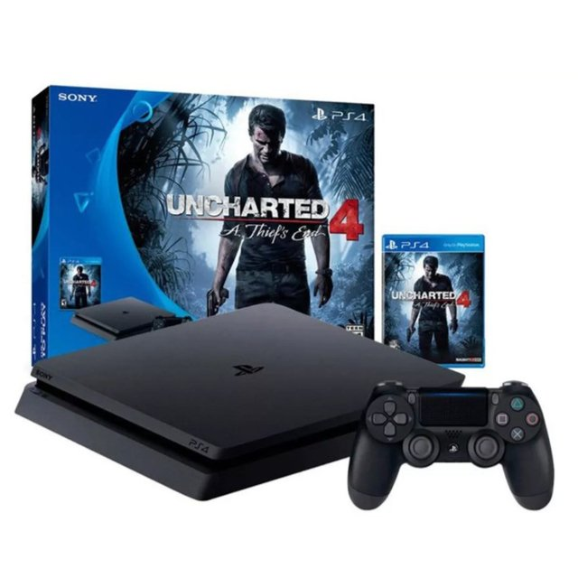 PLAYSTATION 4 PS4 500GB 1 JUEGOS