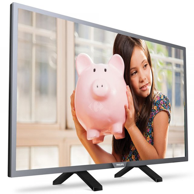 "TV PHILIPS 32"" LED SMART HD 32PHG5301/77 - comprar online"