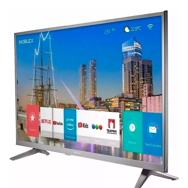 "SMART TV LED NOBLEX FULL HD 50"" DJ50X6500 - comprar online"