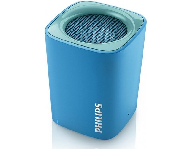 Parlante PHILIPS Bt-100A/B/M/W/00 Portable Bluetooth