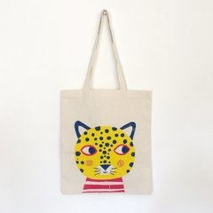 Tote bag Jaguar – Mariana Ruiz Johnson *Nuevamente en stock!