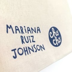 Tote bag Jaguar – Mariana Ruiz Johnson *Nuevamente en stock! - bimbam