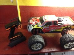 automodelo pick-up t-maxx 3.3