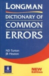 LONGMAN - Dictionary Of Common Errors - New Edition