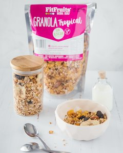 Granola Natural TROPICAL FitFruits