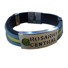 945150 - Pulsera 3 colores con broche Rosario Central
